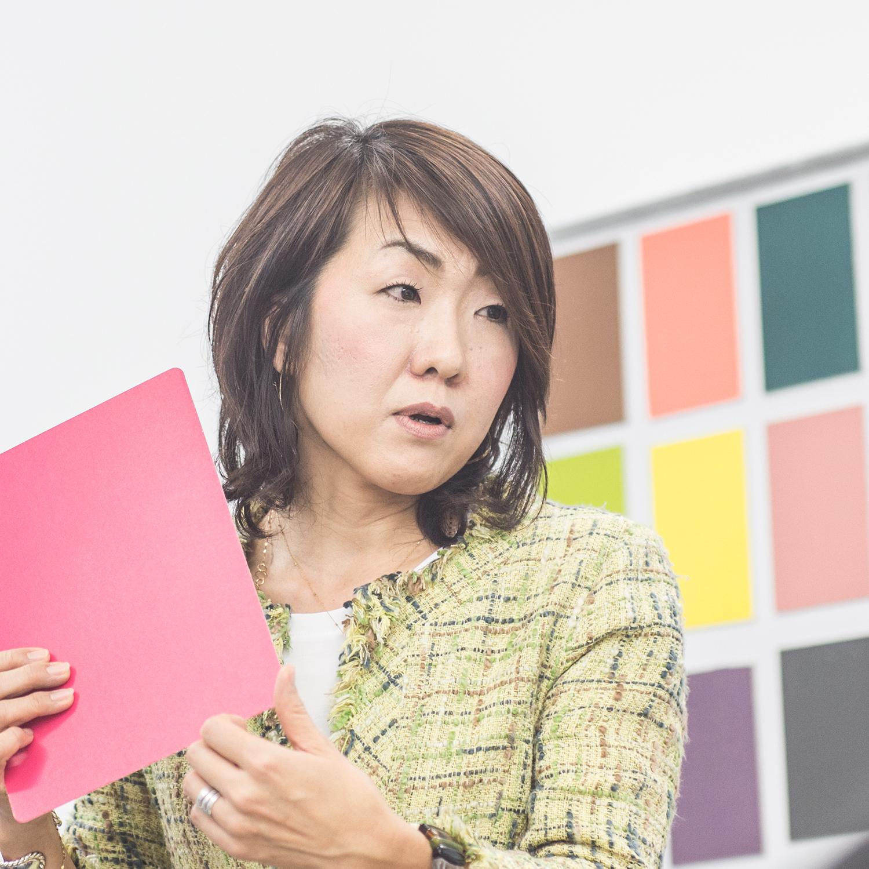 代表:桑野優子